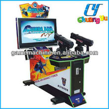 Gun Blade - Coin operated basketball shooting video game machine