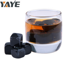 Wholesale Customized Whiskey Stones Marble Ice Cube Wine Chiller