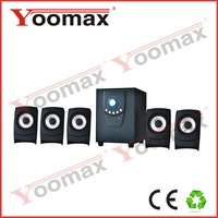 With USB/SD/Bluetooth/remote control 5.1 channel home theater subwoofer