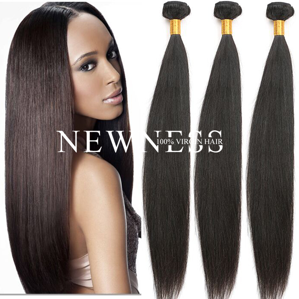 Wash Human Hair Weave 112