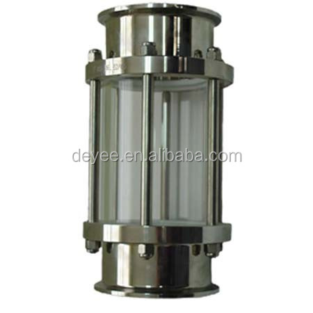 Sanitary Stainless Steel Straigght Sight Glass for Tank