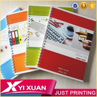 Newest version school notebook stationery products list