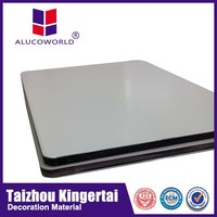 Alucoworld top ten selling products wall cladding steel sheets aluminium composite panel building material