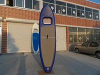 foldable surfboard made in China with clear window