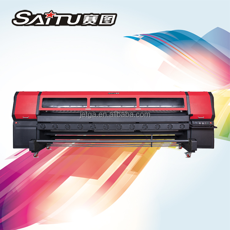 double sided large format printer
