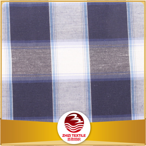 Cotton Check Shirt fabric Egyptian Cotton Shirt Fabric For Mens Shirts