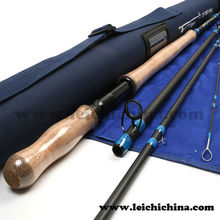 In stock new design 13ft long Chinese fly fishing rod on sales