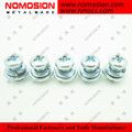 Removable combination screw bolts
