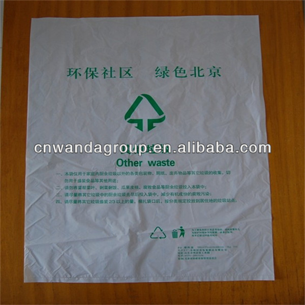 High Tensile Strength Personalized heat resistant plastic bag