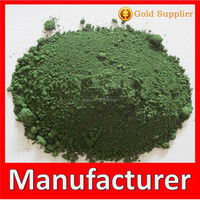 pigment powder chrome painting Chrome oxide green