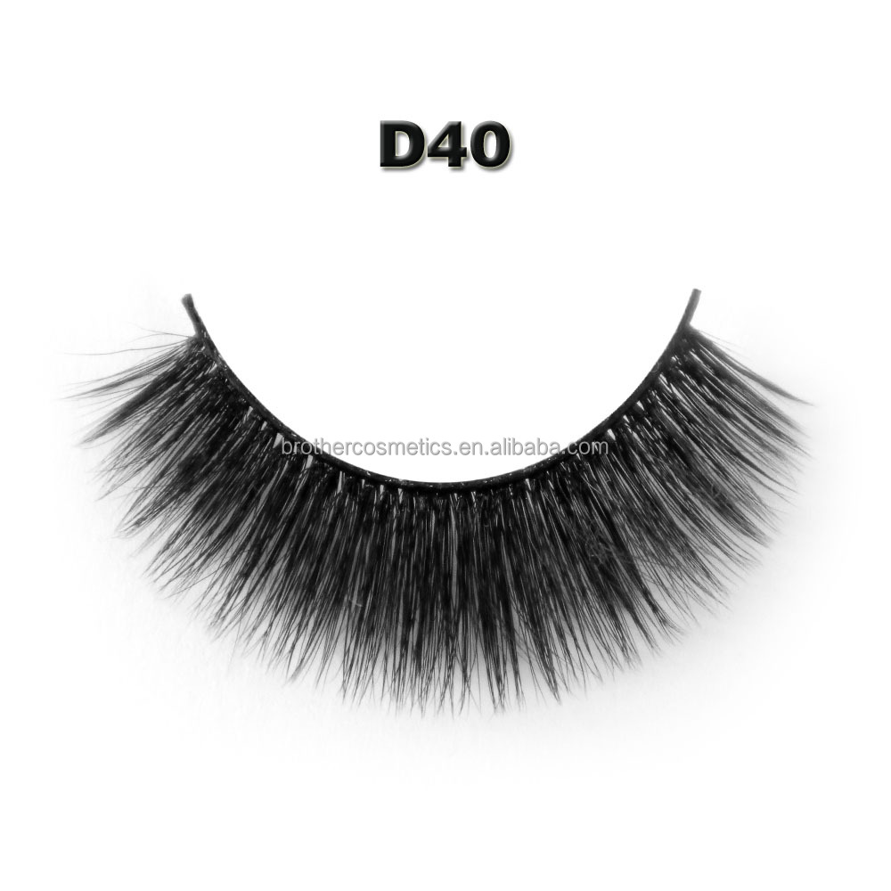 2016 New Coming Lashes Fashion handmade Types Women 3D Prime Silk lashes Eyelash Extensions