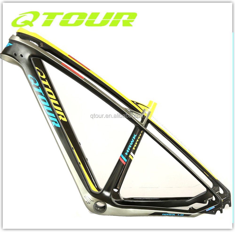 Mountain bicycle frames CARBON FIBER FROM JAPAN M02 type Qtour brand bike frames