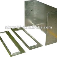 Air Conditioner Accessories Sheet Metal Stamping
