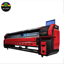 3.2m large long format printer flex Banner digital printing machine PP vinyl canvas solvent printer with konica 512i printhead