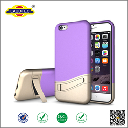 New Hard Plastic Case for iphone 6/6S ,2 in 1 perfect combo mobile phone case