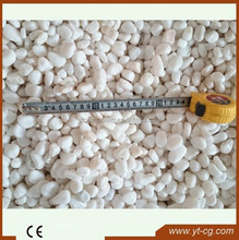 Swimming pool decoration pebble stone multi colors in china