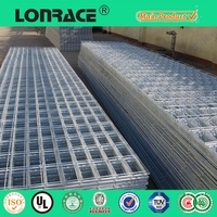 stainless steel wire mesh/brc wire mesh size