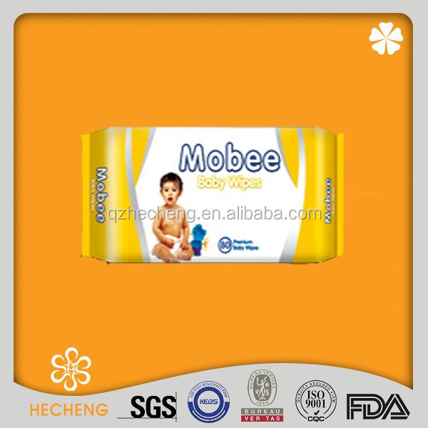 Mobee baby wipes factory