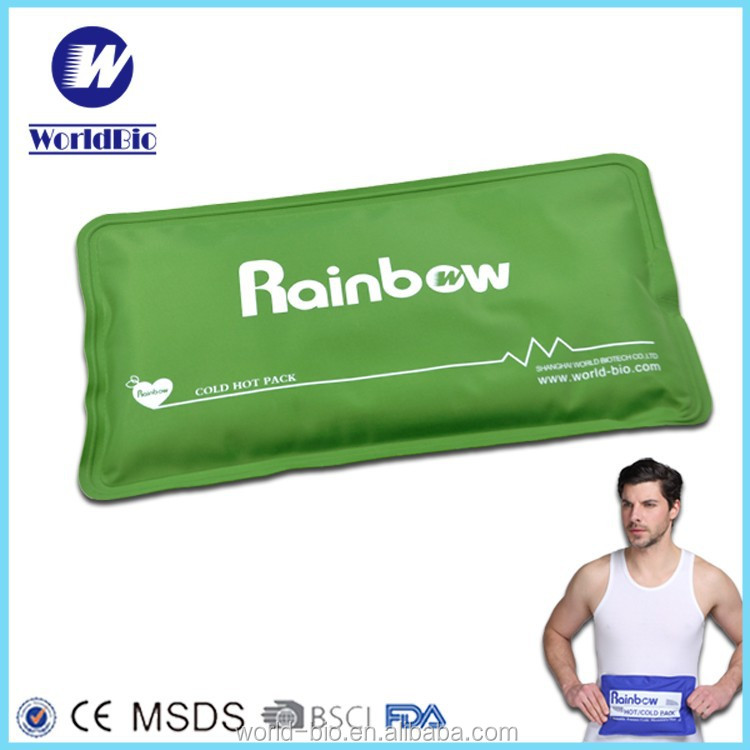 Reusable & Durable Microwaveable Gel Ice Pack Medical Use Hot Pack