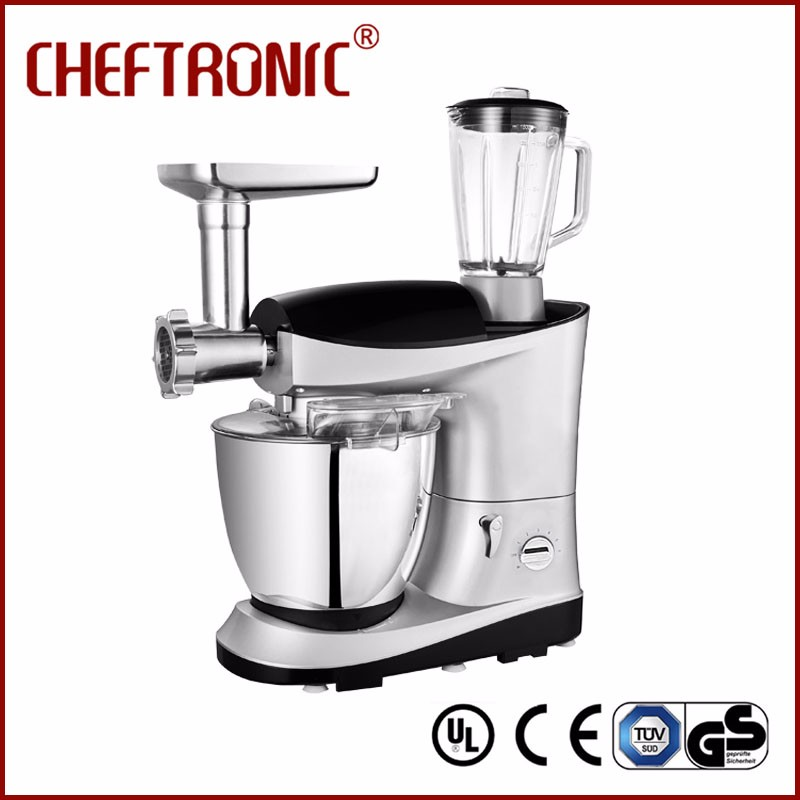 Kitchen ChefTronic aid food processor 7L table top cake mixer for food mixing