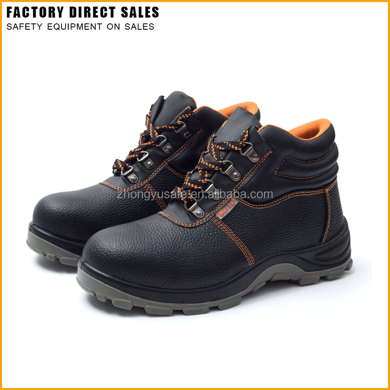top sale new design anti-slip brazilian genuine leather anti-cold woodland safety comfort shoes men for working and climbing