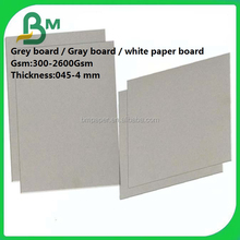 1.8mm 2mm Thick pressed cardboard paper grey chip folding puzzle board