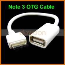 Micro USB 3.0 OTG Cable for Galaxy Note 3 Provided by Dowdon