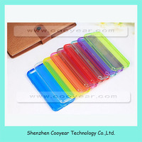 "For iPhone 6 4.7"" Baseus Ultrathin Skin Transparent Soft TPU Back Case Cover"