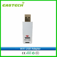 Alibaba hot new products New 802.11 AC wireless wifi usb dongle wifi usb adapter lan card