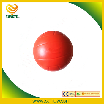 high quality OEM custom pu stress volleyballs