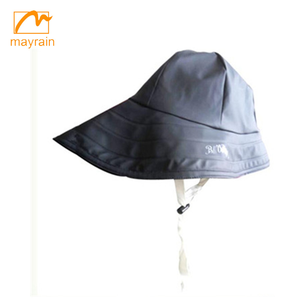 Hot selling waterproof hat Rain hood Rain bonnet Rain headwear