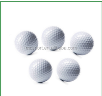 2016 New Golf Tournament Ball Distance Exercise Ball Super Resistant To Play Support Double Layer Game ball Wholesale