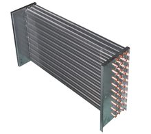R134a R410a Small New Refrigeration Freezer Room Copper Tube Fin Evaporator Coil For Cold Storage Chinese Manufacturer