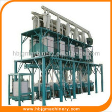 high output corn milling machine, small flour mill, used flour mill