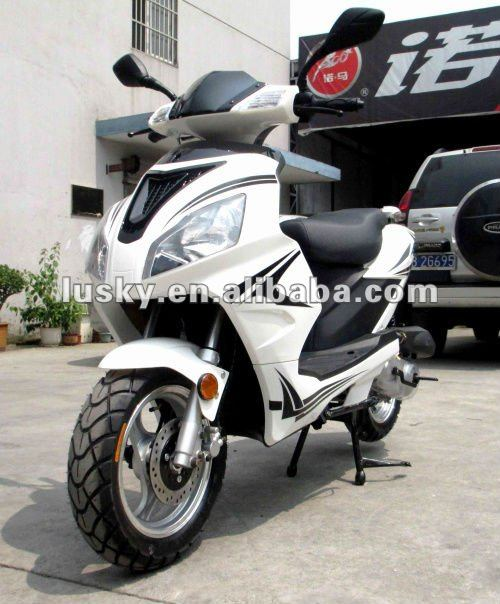 high quality low price 50cc EEC gasoline scooter
