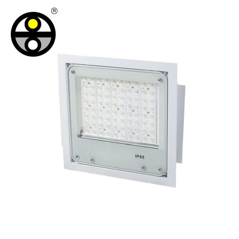 VISICO VG601 CE RoHS outdoor IP65 100W 120W 150W led gas station canopy lights