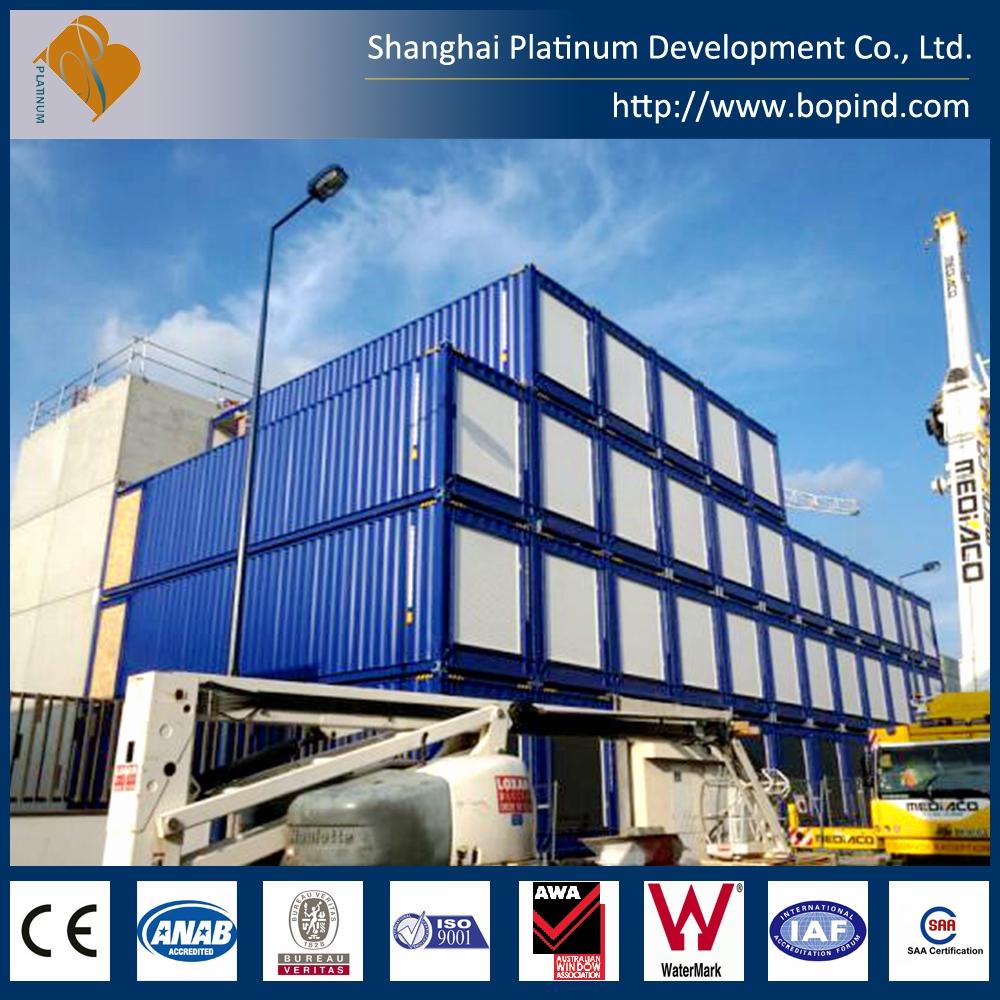 Standard fertighaus container wohnung fertighaus produkt for Fertighaus container