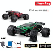 Super 1:12 2.4G RTR High Speed Truck RC Car from Wonder Play