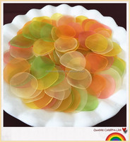 Colored Prawn Crackers Puffed food Seafood with Healthy Good Delicious Taste