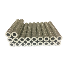 Chinese supplier Rare earth neodymium magnet neodymium magnet tube