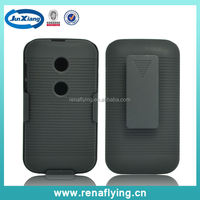 Mexico manufacturer holster combo case for moto e