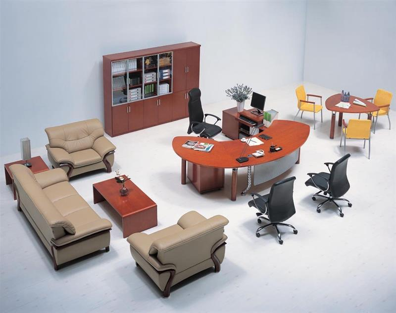 Fascinating 25+ Office Room Furniture Decorating Design Of Home ...