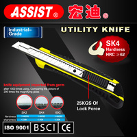 9mm SK4 blade pocket tools home designs fixed blade utility knife for cutting
