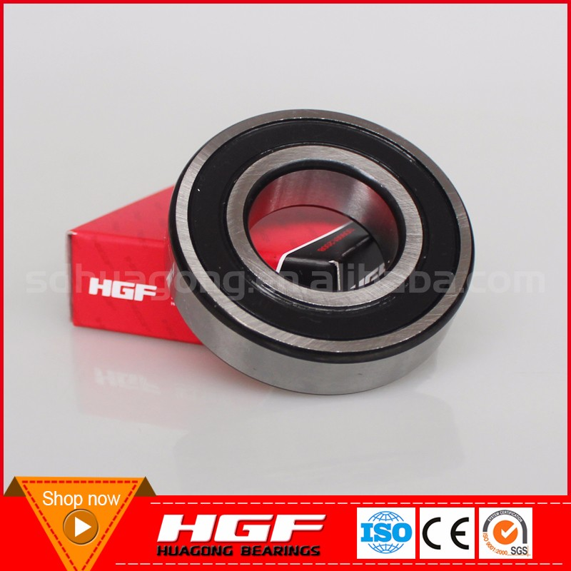High performance general electric motor big ball type of bearings