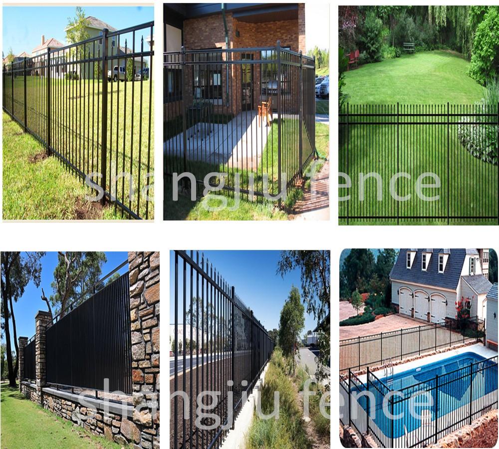 Wholesale shangjiu factory aluminum cheap used vinyl fence panels shangjiu factory aluminum cheap used vinyl fence panels baanklon Gallery
