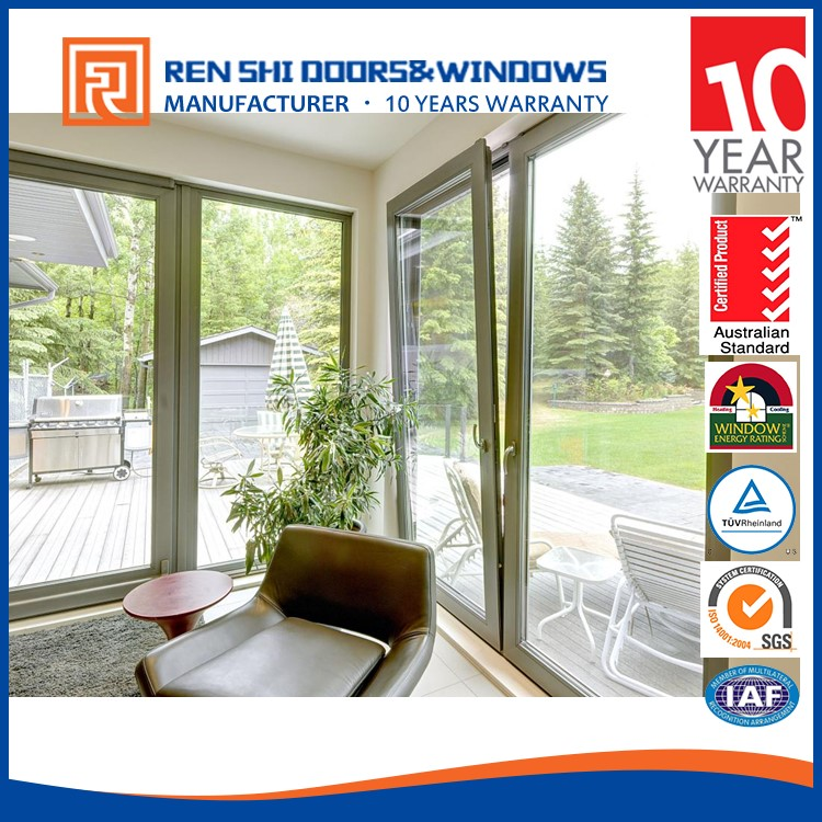China Manufacturer Tempered Glass Window Shuttle