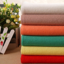 New Fashion Customized Wholesale woven fabric 100 wool fabric