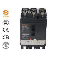 Stable switch nsx circuit breaker 120a mccb Products 3 phase innovative product residual current