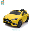 WDDKF777 2018 Car New Licensed Kids Remote Control Toys Electric Four Wheels Ride on Cars