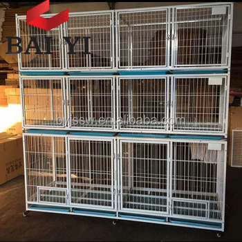 New Design Factory Sale Foldable Cat Cages
